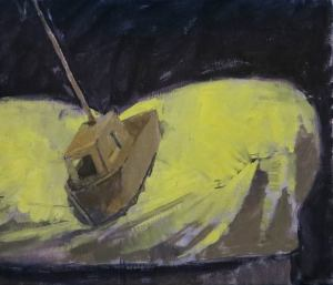 Still Life With Boat 2013