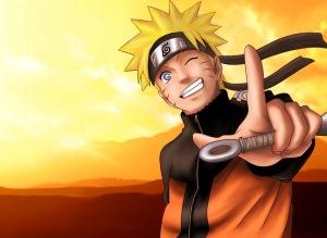 Naruto Sunset by Shade 2