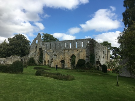 Jervaulx Abbaye